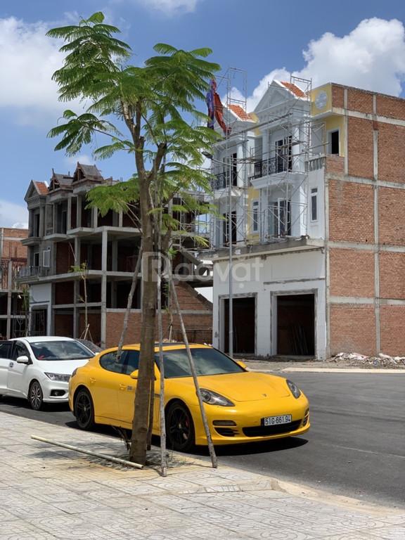 Cần bán nhà phố kinh doanh KDC Sân Bay Long Thành sổ riêng từng căn
