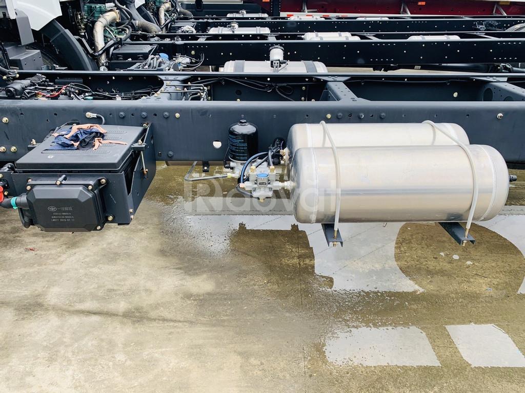 Xe Faw 8 tấn thùng dài 8 mét l hỗ trợ trả góp