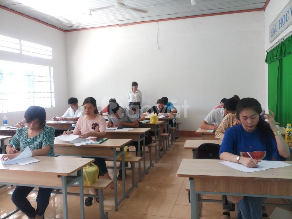 Bổ sung hồ sơ Lớp trung cấp kế toán tại Bình Phước