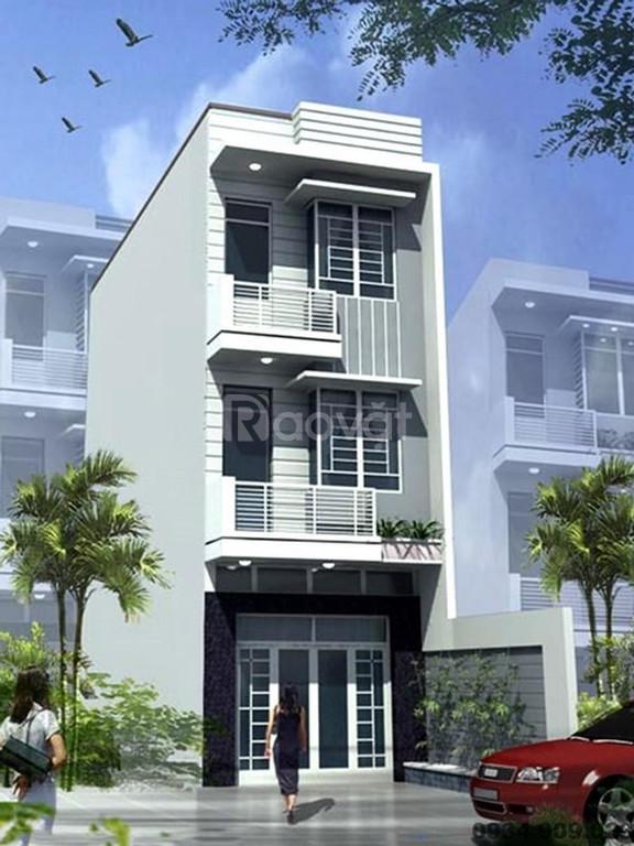 Nhà gần mặt tiền Thành Thái, P12, Q10