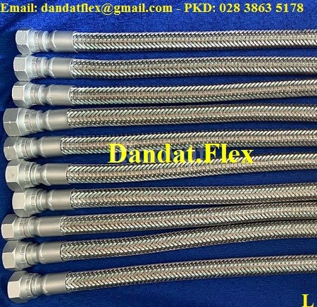 Báo giá hạng mục khớp nối mềm inox, Khớp nối chống rung mặt bích inox