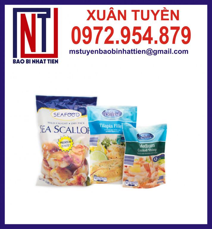 Túi PA/PE đựng thực phẩm in ống đồng giá cạnh tranh