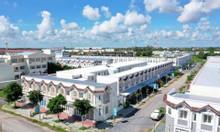 Nhà mới xây 100% 1 lầu DTXD 78m  giá 718 triệu có sổ hồng
