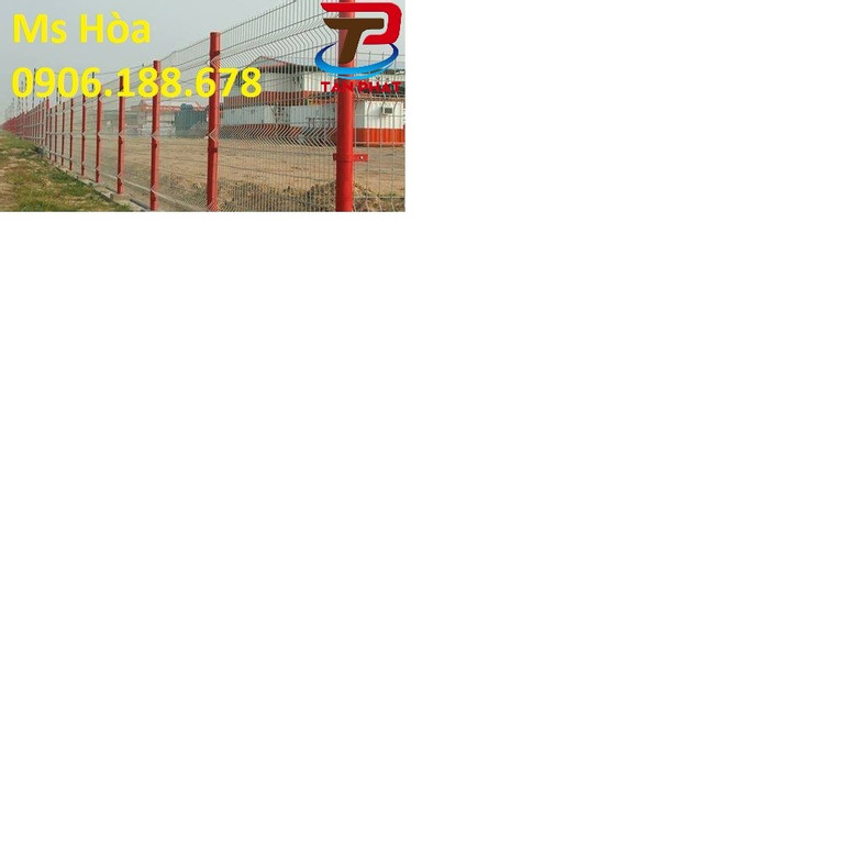 Hàng rào dân dụng, hàng rào khu công nghiệp, lưới hàng rào mạ kẽm