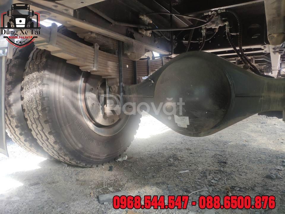Giá xe tải Dongfeng Hoàng Huy 9 tấn thùng 7m5