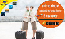 Thủ tục đăng ký làm đại lý bán vé Vietjet ở Bình Phước?