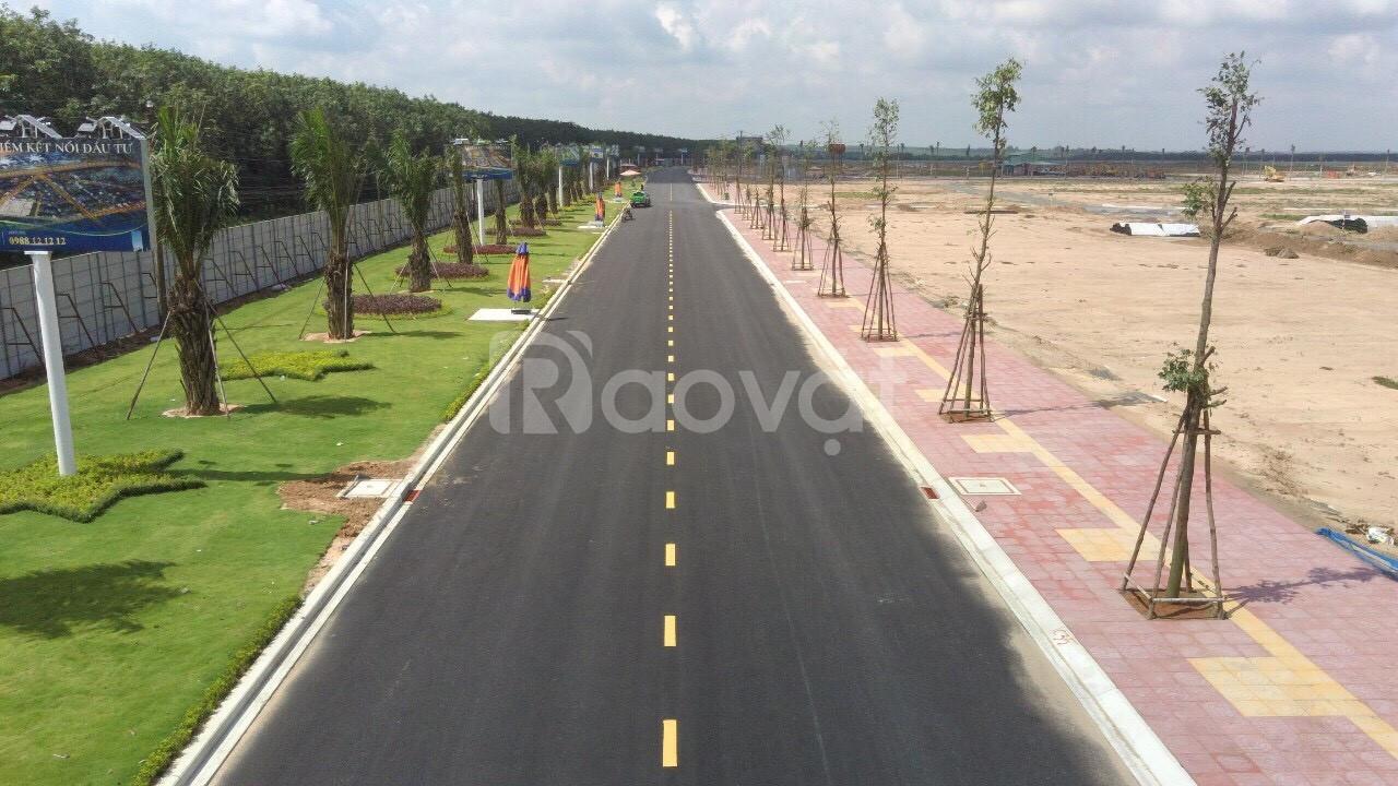 Đất nền sổ đỏ tái định cư Bình Sơn Long Thành, dự án Century City