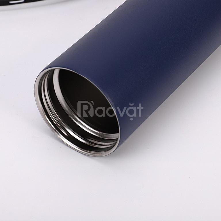 Bình giữ nhiệt inox 500ml/ in ấn logo