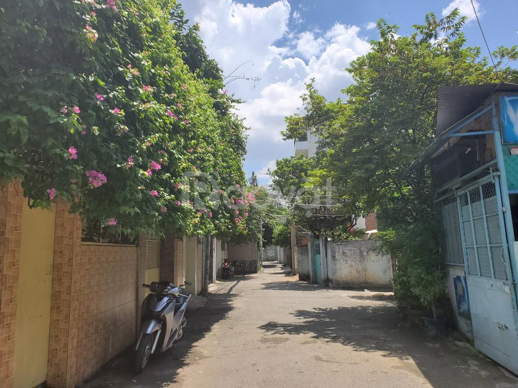 Bán căn nhà trung tâm Bình Thạnh, hẻm 1/, gần 30m2, không quy hoạch, giá chào 3.55 tỷ TL
