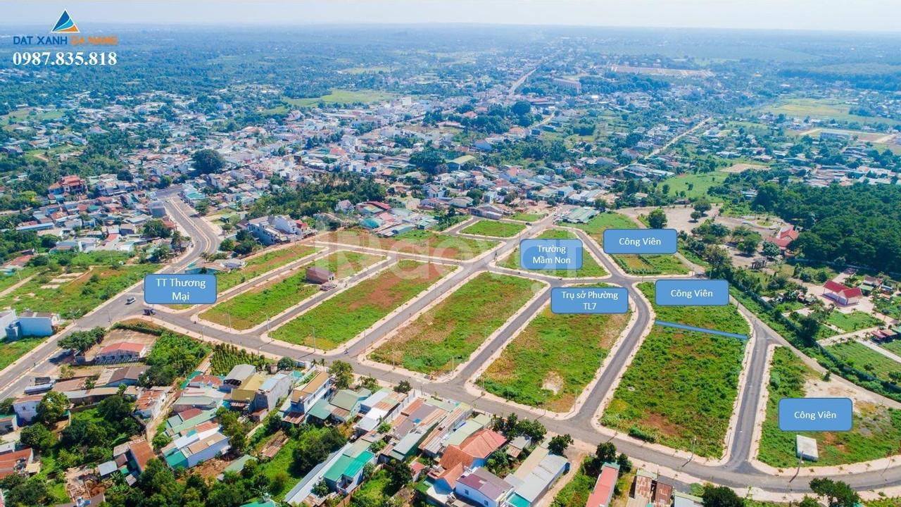 Bán đất mặt tiền trung tâm Buôn Ma Thuột giá rẻ