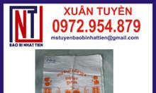 Sản xuất phân phối bao PP dệt giá tốt toàn quốc