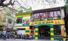 Cho thuê rẻ ngay nhà 200m2 x 5 tầng mặt phố Giang Văn Minh có hầm xe
