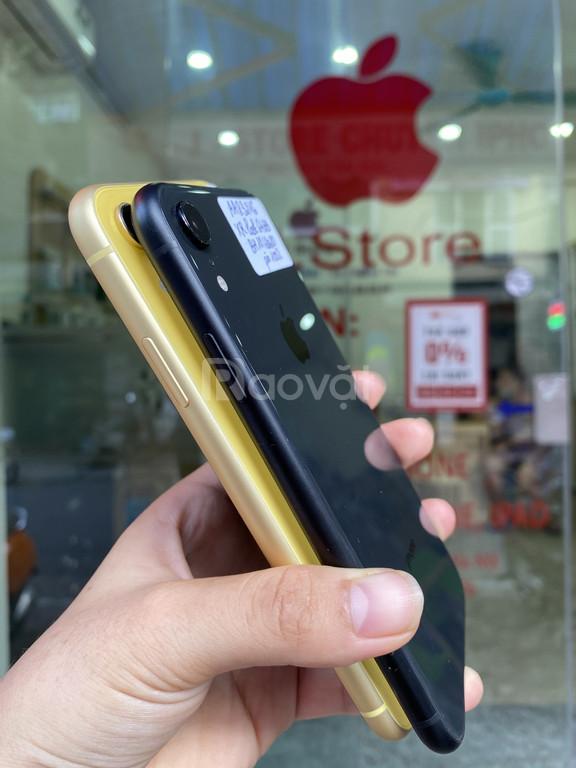 Cây iphone XR bản 64gb đẹp, nguyên áp, yên tâm sử dụng