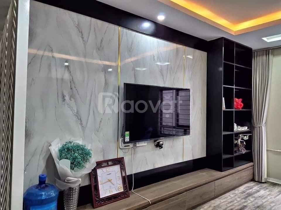 Khương Đình,Thanh Xuân 5 tầng nhà mới, gần phố, hưởng trọn tiện ích