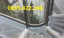 Lưới thép quả trám, lưới hình thoi, lưới bén, lưới làm sàn thao tác