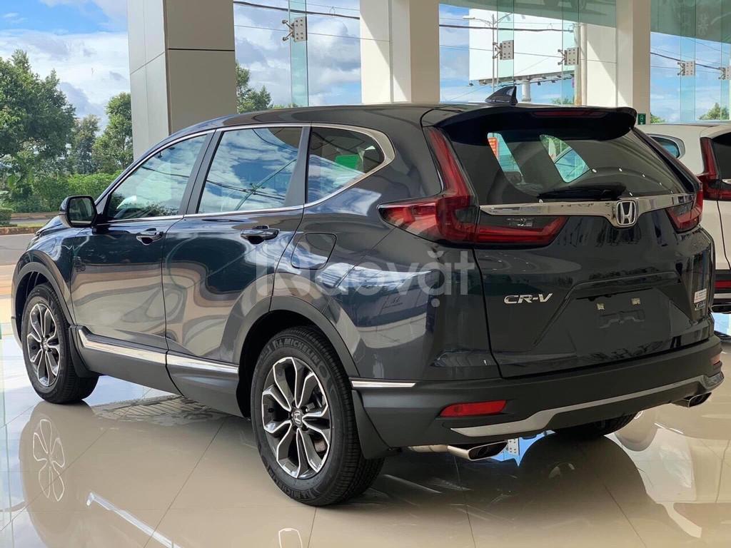 Honda CRV Sensing độ an toàn cao