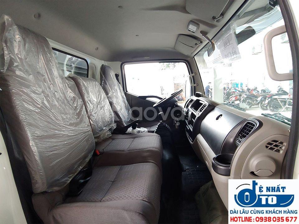 Xe tải Vinamotor Cabstar NS350
