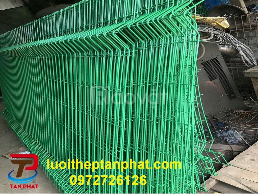 Hàng rào mạ kẽm ,hàng rào lưới thép