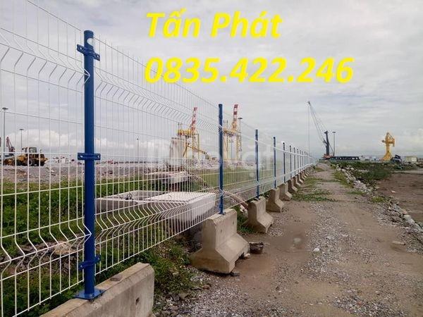 Lưới sắt, lưới thép mạ kẽm, lưới thép hàng rào, hàng rào nhà máy
