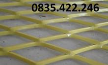 Lưới thép mắt cáo kéo giãn, lưới XG33, lưới bén hình thoi, lưới inox