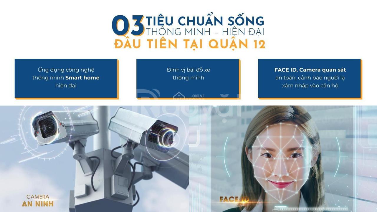 CH Happy One ứng dụng công nghệ 4.0, nội thất cao cấp Châu Âu, giá gốc