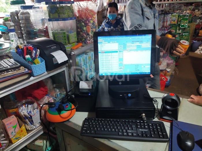 Cung cấp Máy tính tiền cho Mini Mart tại Quảng Ninh