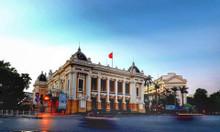 Cho thuê nhà 250m2 x 4 tầng mặt tiền 30m nhìn sang nhà hát lớn Hà nội