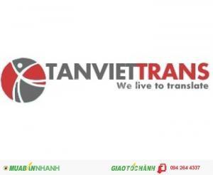Dịch thuật và công chứng hồ sơ thầu lấy nhanh tại VN