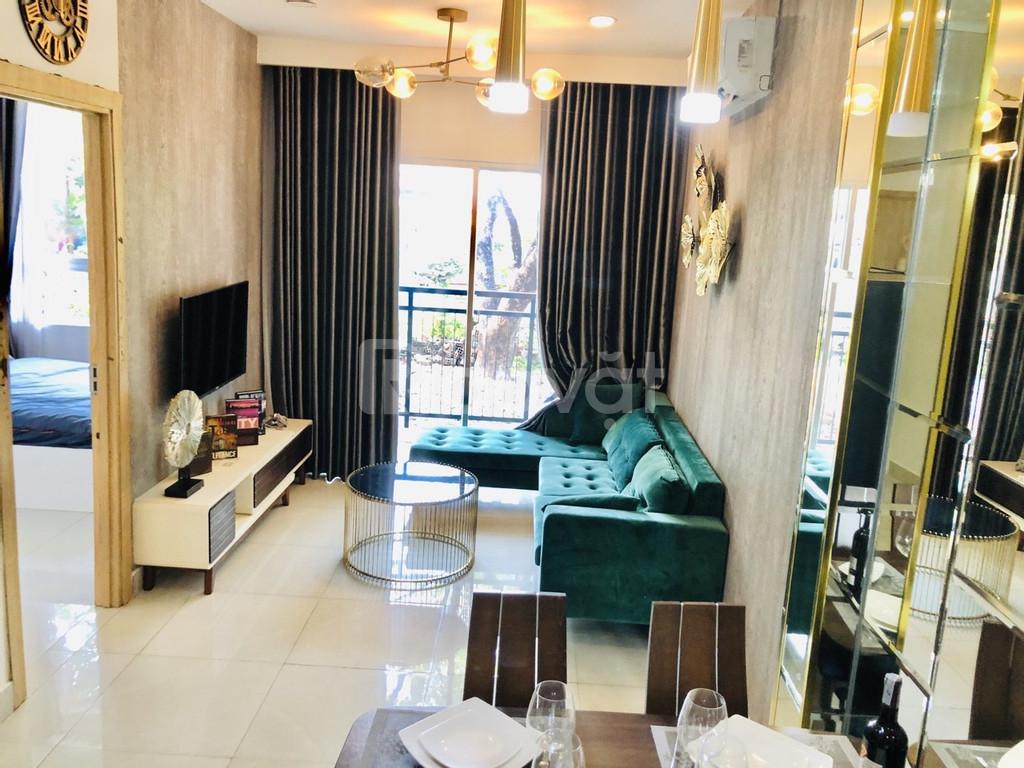 Bán căn hộ Vista Riverside Thuận An, 64m2, 585tr