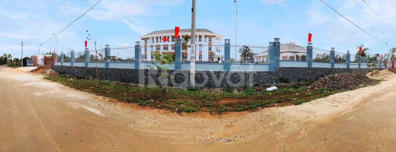 Bán đất cạnh quảng trường trung tâm Buôn Hồ, Đắk Lắk