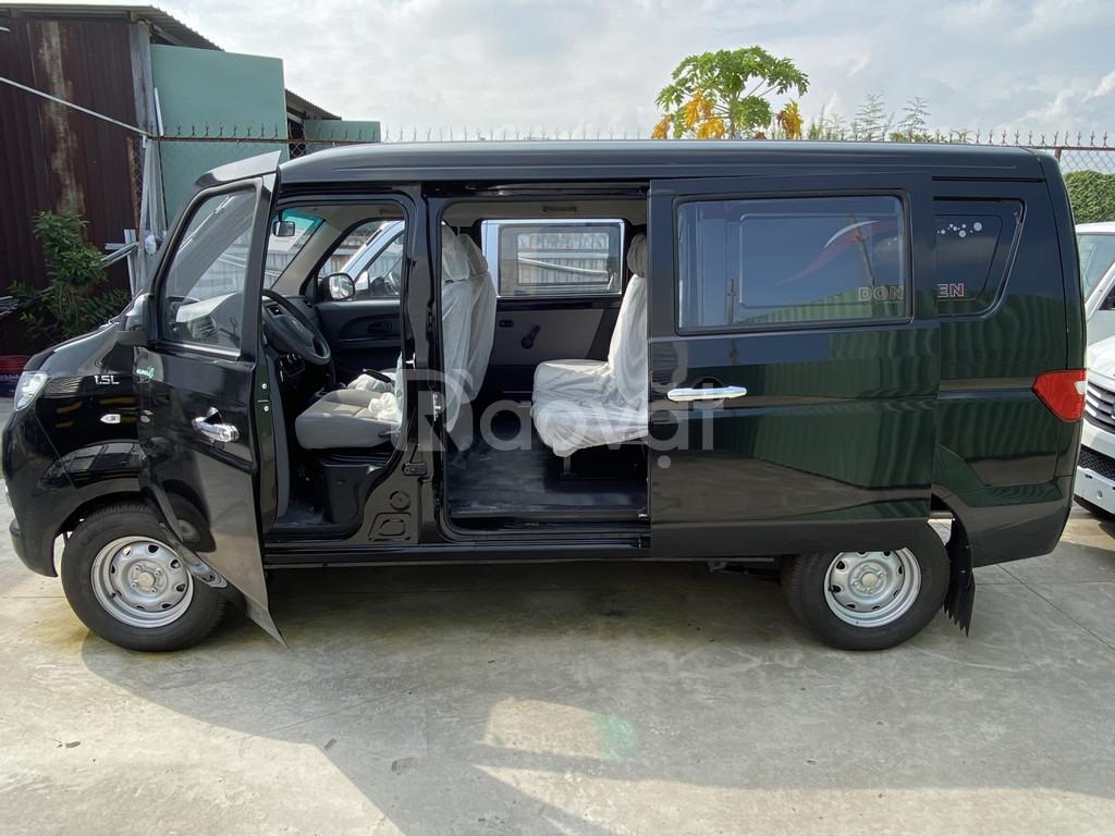 Mua xe tải van Dongben X30 5 chỗ l tải trọng 700kg l đời 2020