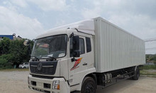 Xe DongFeng thùng kín Container tải cao