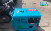 Giới thiệu máy phát điện chạy dầu Nhật Bản chính hãng