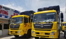 Xe tải Dongfeng 8 tấn B180 thùng dài 9m5 mở 9 bửng