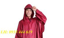 Áo mưa in logo quảng cáo tại Quảng Ngãi