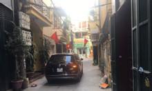Bán nhà Trần Bình, Cầu Giấy, pân lô ôtô 7 chỗ, DT 43m2 x4T, 6 tỷ
