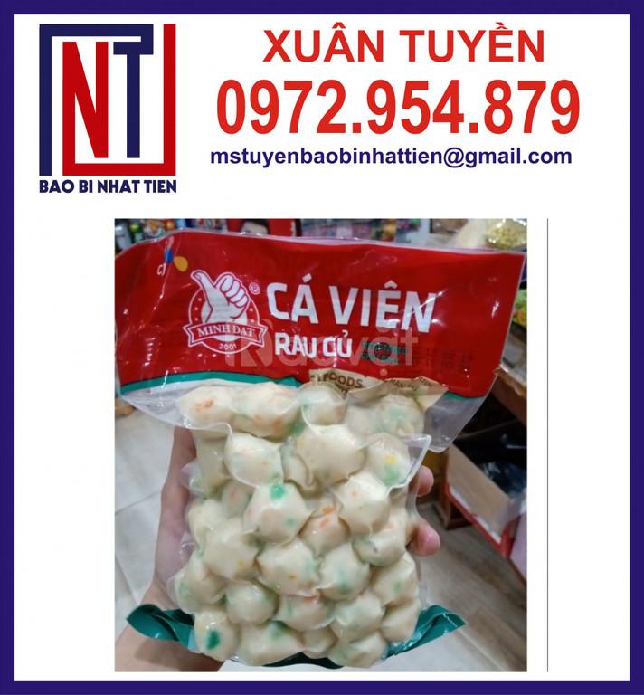 Bao bì nhựa ghép màng đựng thực phẩm