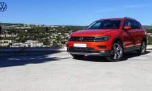 Xe Volkswagen Tiguanallspace Luxury tặng 120 triệu TM và phụ kiện