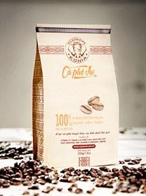 Bao bì cà phê