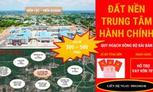 Đất sổ đỏ gần trung tâm hành chính Huyện Diên Khánh giá đầu tư 350TR