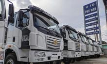Xe tải Faw 7t25 thùng dài 9m65 chở hàng quá khổ