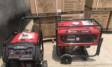 Bán máy phát điện chống ồn chạy xăng 5,5Kw đề nổ giá rẻ