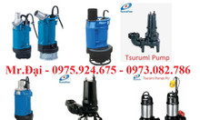 Máy bơm nước Tsurumi Ktz43.7, ktz32.2, ktz45.5, ktz21.5, ktz67.5