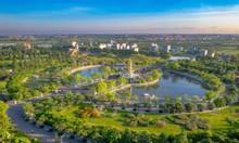 Bán đất biệt thự sinh thái Đan Phượng cách Mỹ Đình 9km