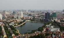 Bán nhà mp Nguyễn Thái Học 80m2 x 7 tầng, giá 28 tỷ VNĐ