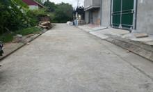 Bán đất Khu Bệ Máy, Phương Đình, Đan Phượng 85m2, vỉa hè, phân lô3 ôtô