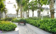 Căn hộ 132,9m2, căn góc view nội khu siêu đẹp dự án Iris Garden