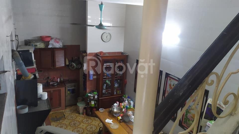 Bán nhà 33m2, 4 tầng tại Minh Khai, Hai Bà Trưng