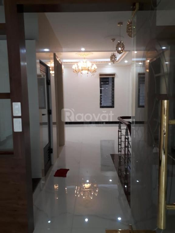 Bán nhà mới xây khu phân lô Phan Văn Trường, Cầu Giấy