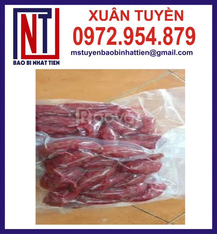 Sản xuất túi PA trơn không in đựng thực phẩm